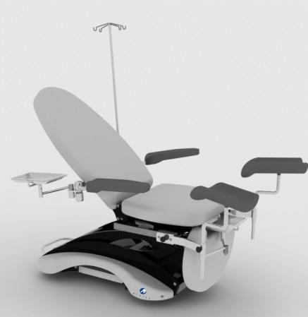 Смотровое гинекологическое кресло