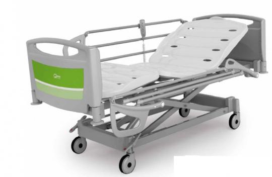 Медицинские электрические трехсекционные функциональные кровати