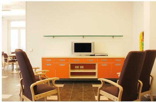 Оснащение - Комната медицинского персонала