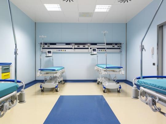 Оснащение медицинских центров