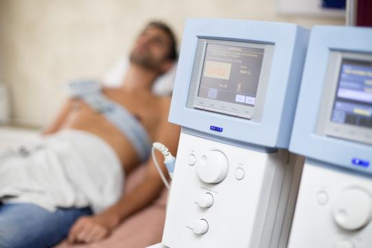 Комплексное оснащение отделений реабилитации и физиотерапии