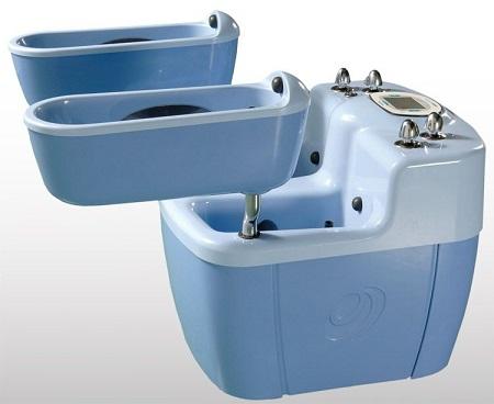 Гальванические медицинские ванны