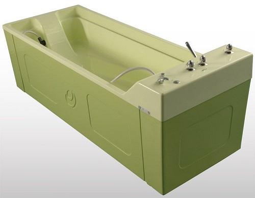 Медицинская ванна для подводного массажа VOD 56