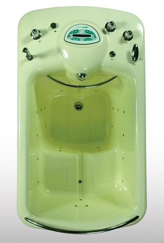 Вихревая медицинская ванна для ног CASCADE