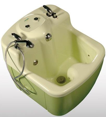 Медицинская вихревая ванна для ног и рук - LASTURA PROFI