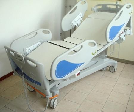 Больничная медицинская функциональная четырехшарнирная пятисекционная кровать 11-CP216 - 11-LE500
