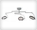 Операционный светильник трехкупольный - потолочный DUO X3