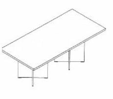 Стол для совещаний N07-ES613D