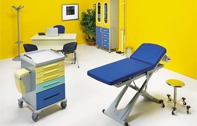 Оснащение кабинета врача