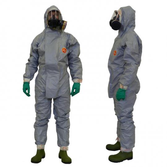 Одноразовый защитный комплект одежды для оснащения служб спасения САН. АВИАЦИИ