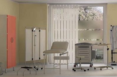 Оснащение кабинет дерматовенеролога