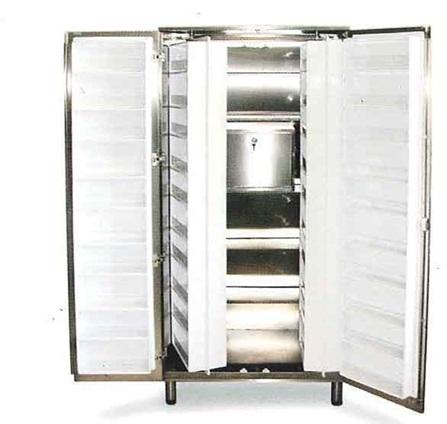 Шкаф для медикаментов из нержавеющей стали с сейфом 23-PA7200/I