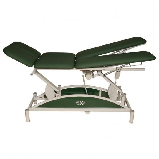 Медицинский массажный стол четырехсекционный