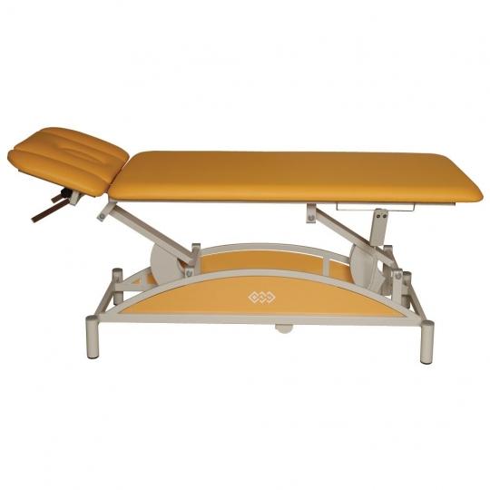 Терапевтический массажный стол четырехсекционный