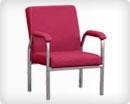 Стул - кресло для зала ожидания V016BAB