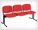 Кресло - скамья многофункциональная для зала ожидания V6500