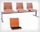 Кресло - скамья в зал ожидания V015HBA