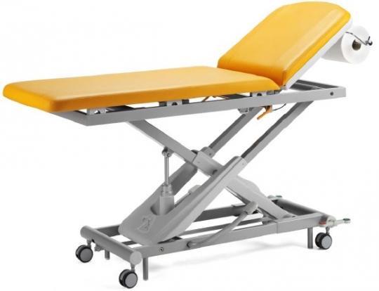 Смотровой медицинский стол с регулировкой высоты (гидравлика) 19-SM604
