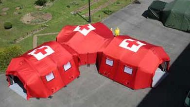Мобильные полевые госпитали и медицинские комплексы