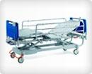 Кровать медицинская больничная 4-х секционная 11-CP171