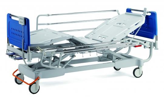 Реанимационная функциональная четырехсекционная кровать 11-CP259