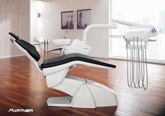 Стоматологическая установка с аппаратом амальгамы