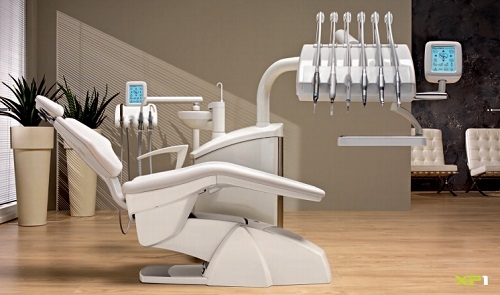 Стоматологическая установка XP1 Swident