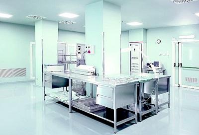Проектирование и строительство лабораторий
