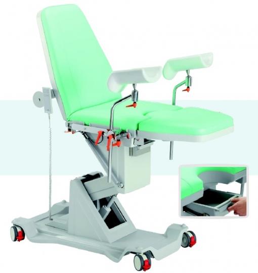 Урологическое медицинское кресло 19-SM612