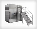 Установка для утилизации отходов Concept 150 AUT Cisa