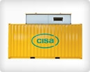 Контейнер для установки производства компании Concept Cisa