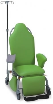 Донорское кресло процедурное без изменения высоты ложа, модель 17-РО140
