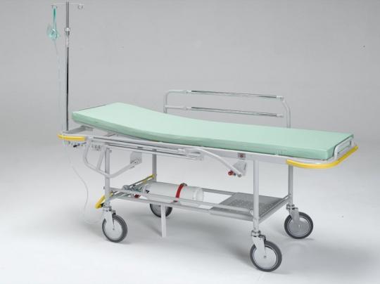 Медицинская каталка для перевозки пациентов с фиксированной высотой 20-FP650
