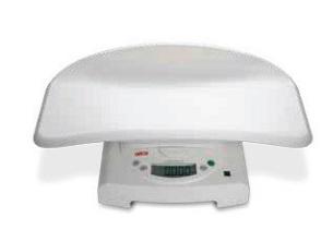 Электронные детские весы с высоким пределом Seca 385 и Seca 384