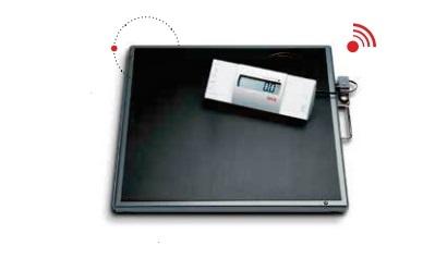 Беспроводные весы-платформа для людей, страдающих ожирением, модель Seca 634