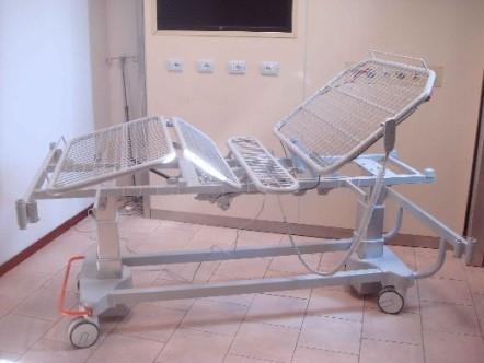 Медицинская кровать для пациентов с повышенным весом - 11-LE610