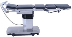 Многофункциональный операционный стол с электромотором, гидроприводом и аккумуляторными батареями Steris – Cmax S/T