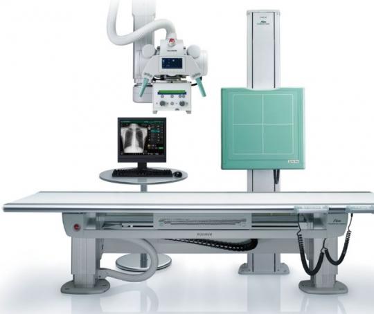 Цифровой рентгенографический аппарат Fujifilm Fdr Acselerate