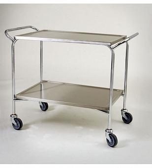 Универсальный стол-тележка для медицинских инструментов - модель 4700