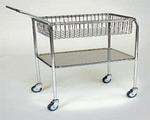 Стол-тележка для медицинских инструментов и медикаментов - модель 4500