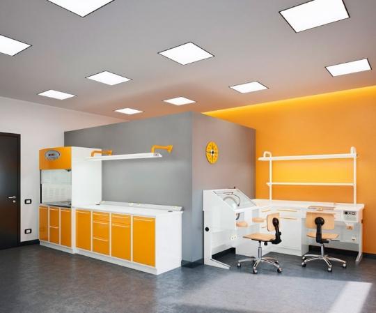 Модуль для кабинета на два рабочих места