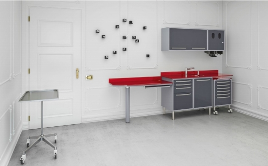 Набор мебели для стоматологического кабинета