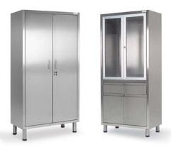 Медицинские лабораторные шкафы
