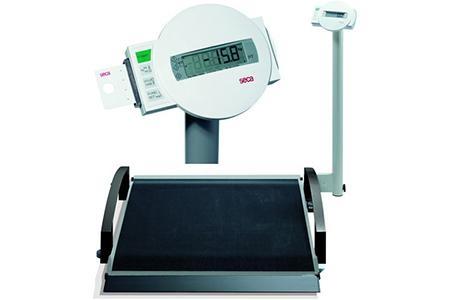 Электронные медицинские весы SECA 664