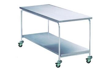 Инструментальный медицинский стол из нержавеющей стали 18-FP435