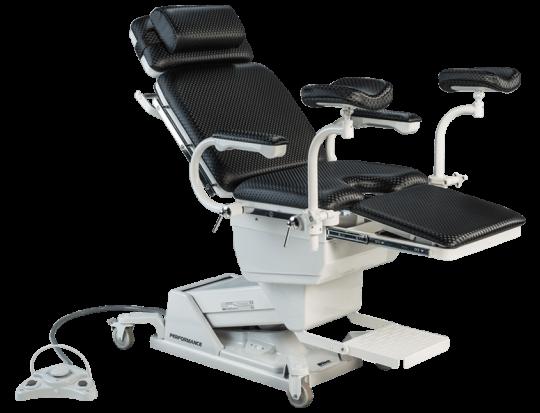 Гинекологическое кресло с электроприводом PERFORMANCE GINECO