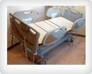 Кровать больничная - реанимационная 4-х шарнирная - 5-ти секционная 11-CP216