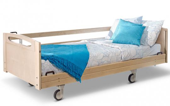 Медицинская кровать для ухода за пациентом с электроприводом высоты Lojer Afia