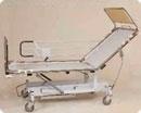 Кровать медицинская 2-х секционная, модель 9100