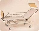 Кровать медицинская 2-х секционная, модель 9130